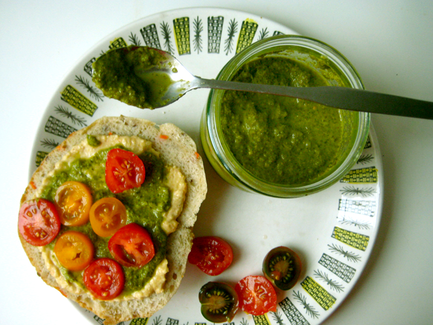... cilantro pesto cilantro pesto recipe of cilantro pesto with