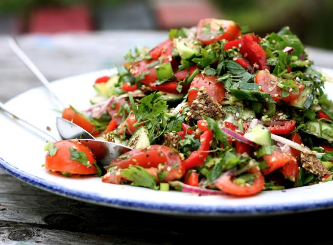 Healthiest Fast Food Salads