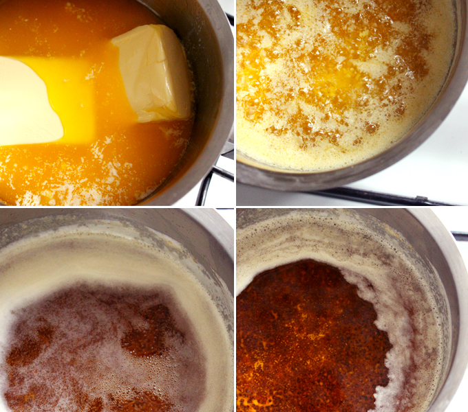 how to make ghee from unsalted butter