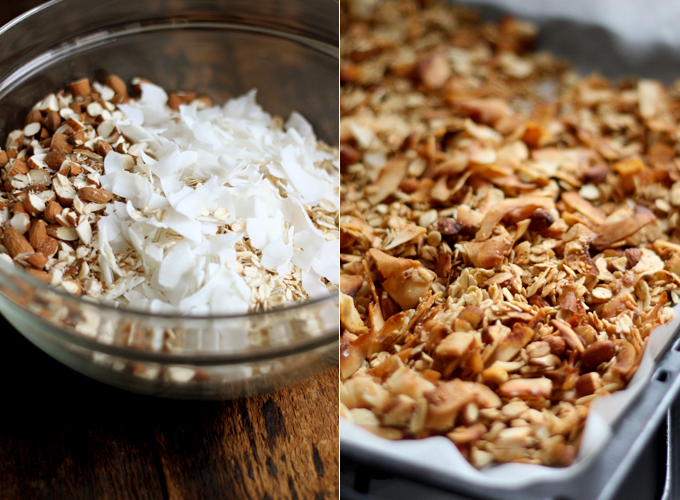 Simple Gourmet Granola + MNR Healthy Holiday Gift Guide - My New Roots