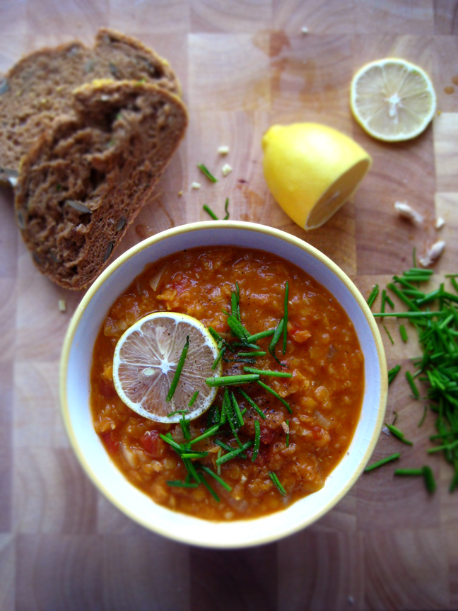 Four Corners Lentil Soup | Food Love