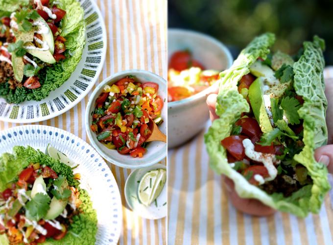 Raw Taco Fiesta