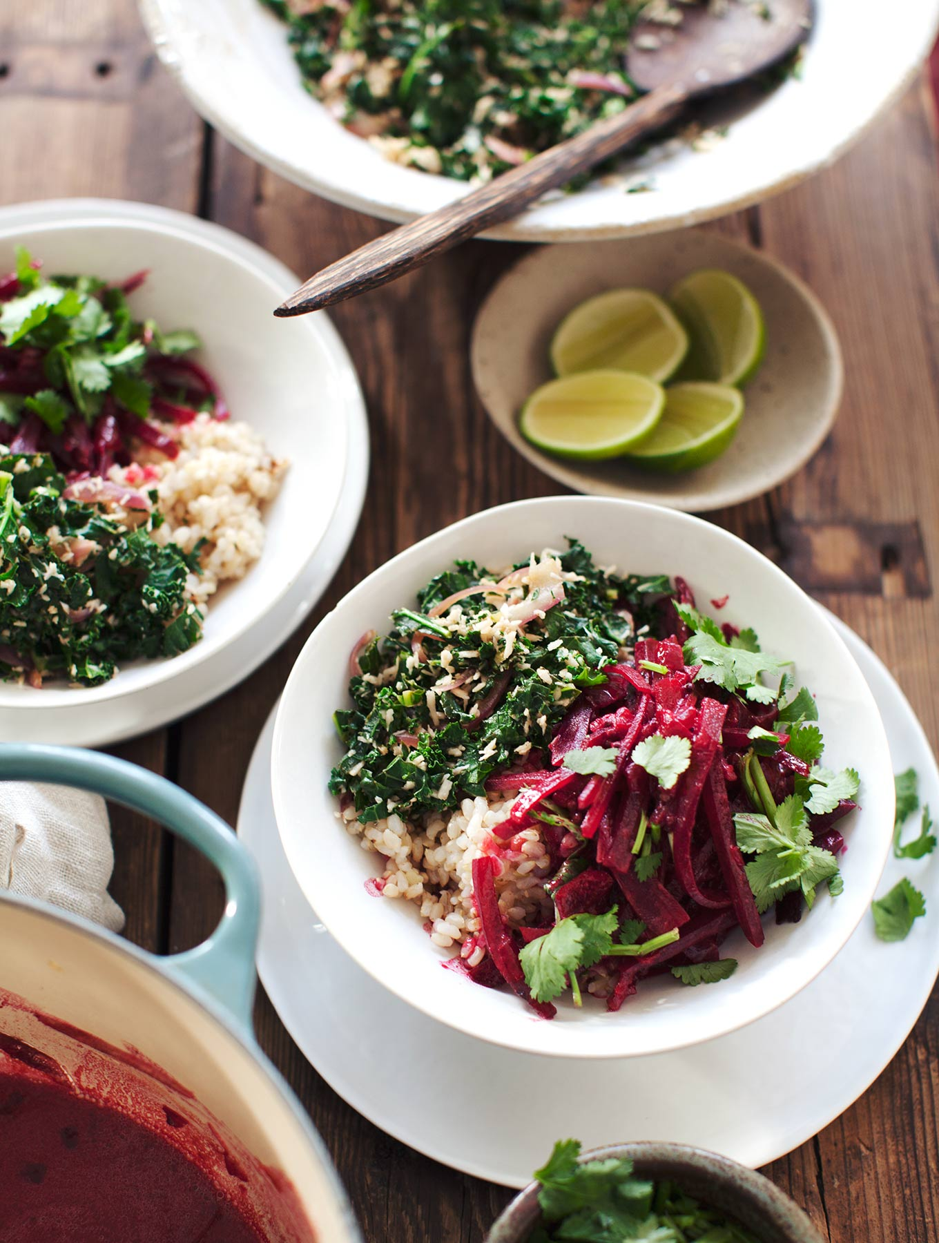 How to diversify the recipe for a cold beetroot We offer three variants of the usual dish