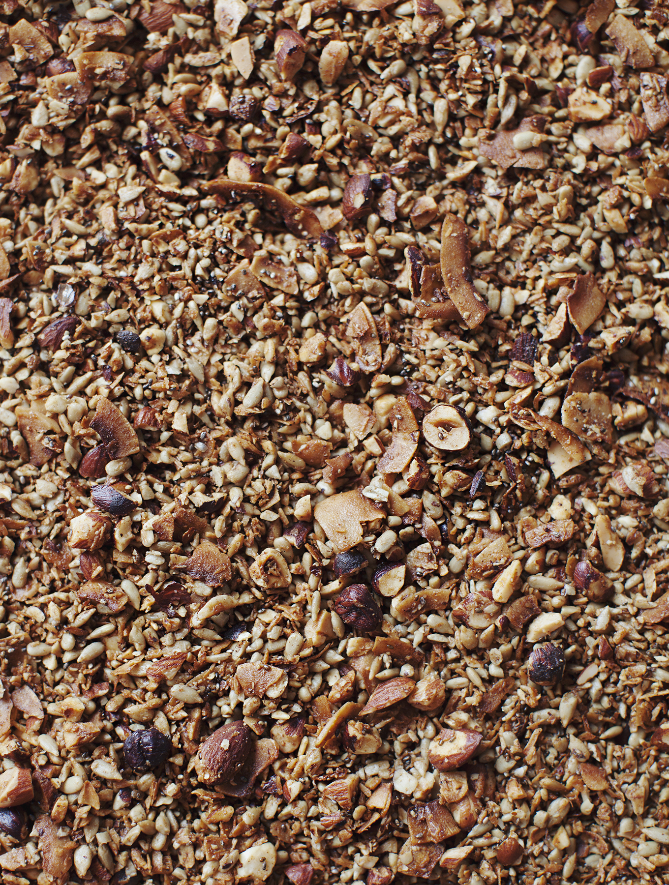 Grain-Free Granola by My New Roots
