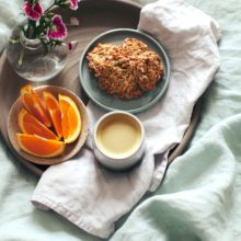 Breakfast Buckwheat Florentines