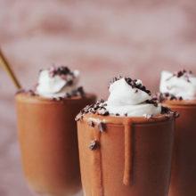 Secret Ingredient Frozen Hot Chocolate