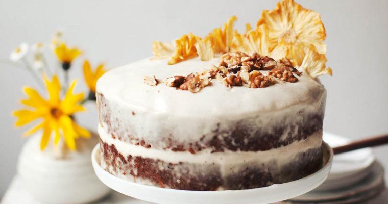 Farewell to Copenhagen Carrot Cake