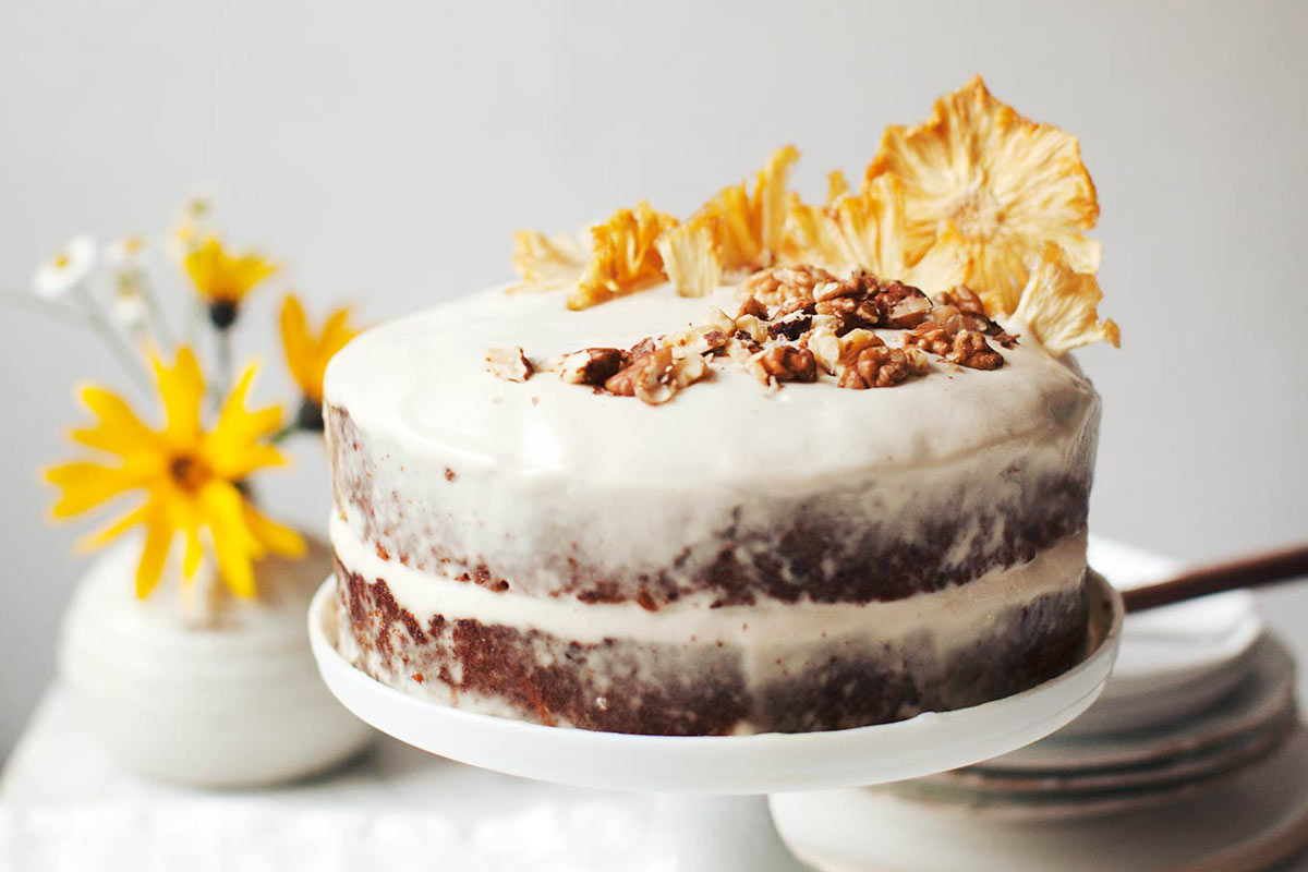 Farewell to Copenhagen Carrot Cake