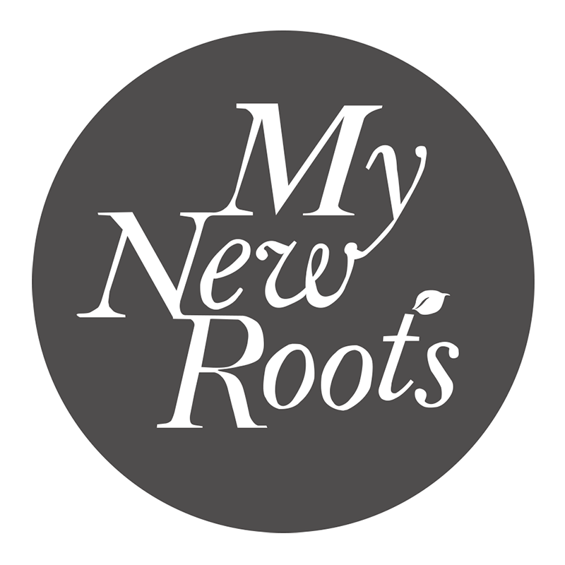 My New Roots logo