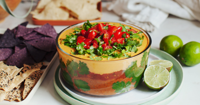 Legendary Layer Bean Dip – Vegan, Grain-free