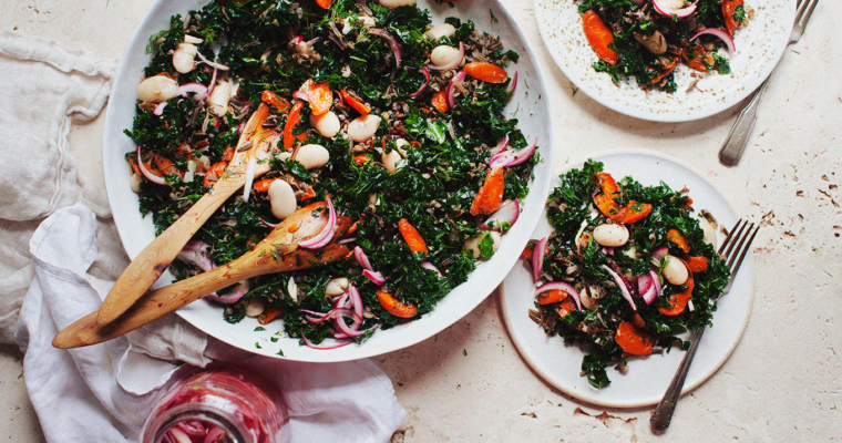The Spring Supper Salad