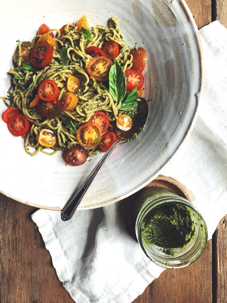 Sweet Potato Soul's Pesto