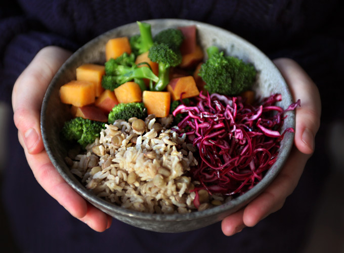 Winter Abundance Bowl