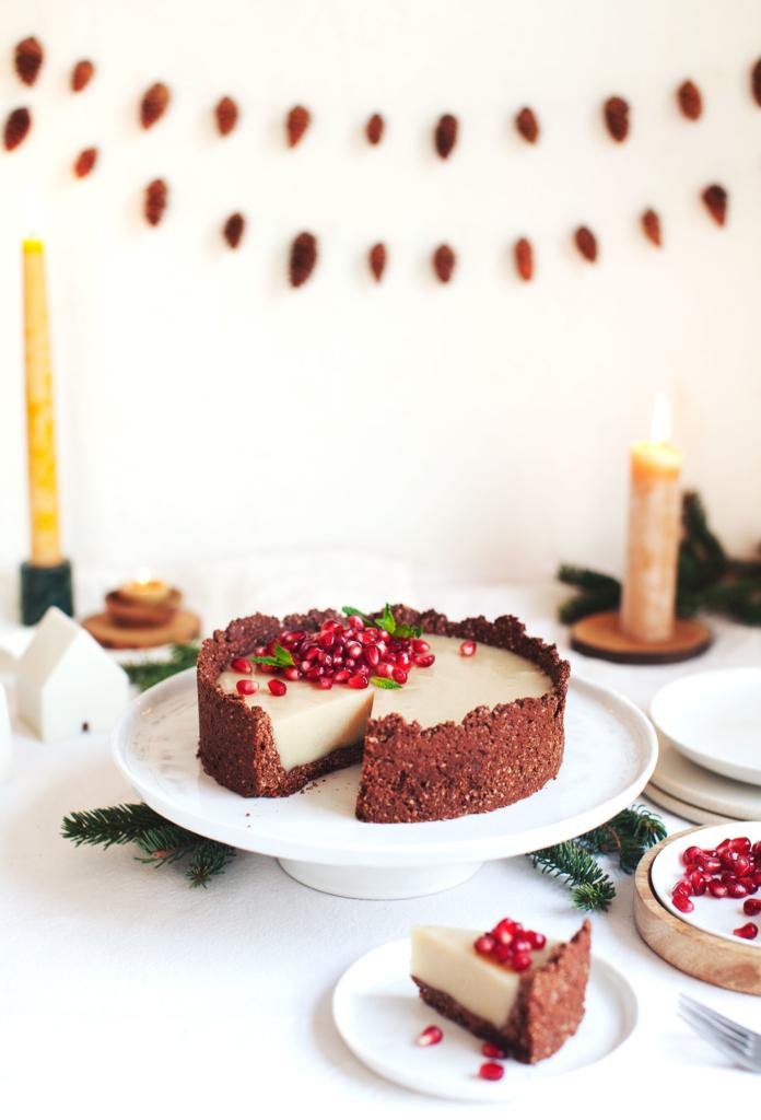Peppermint Torte