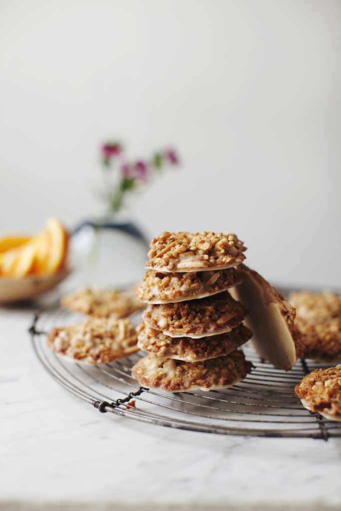 Buckwheat Breakfast Florentines