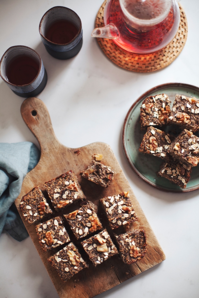 Totally Baked: Hemp Protein Granola Bars